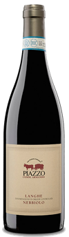 Piazzo Langhe Nebbiolo 2016